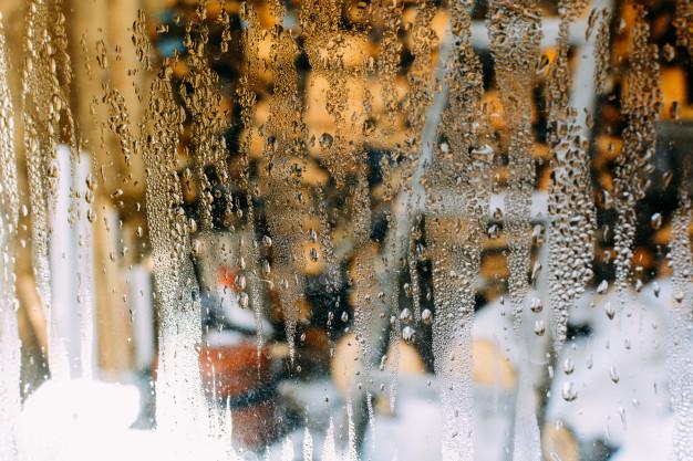 Problème de condensation sur les fenêtres