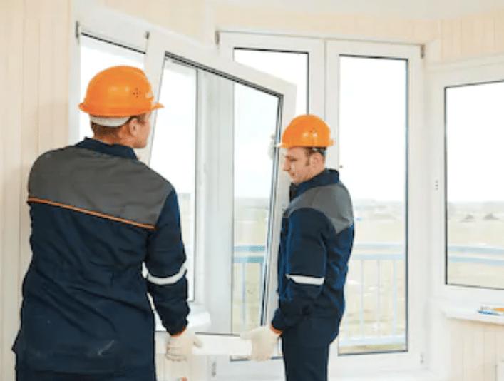 Comment réparer un châssis de fenêtre en PVC ?